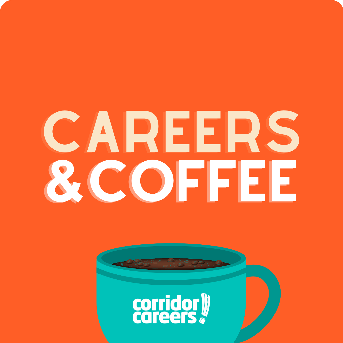 Careers and Coffee job seeker podcast Cedar Rapids & Iowa City